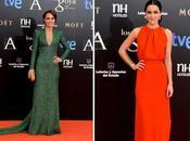 alfombra roja Goya 2013