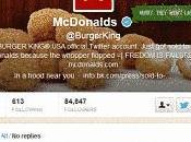 Burger King, contraseña débil Twitter puede dañar imagen