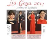 después: Goya 2013