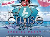 'The Cruise' este sábado Tarantina Barcelona