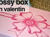 glossy valentín
