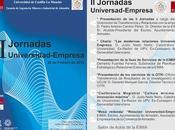 Invitación Jornadas Universidad-Empresa EIMI Almadén