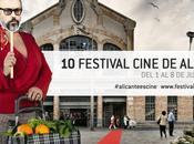 Gráficas molonas para Festival Cine Alicante