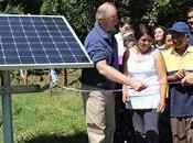 Araucanía INDAP implementa innovador sistema riego solar para pequeña agricultura