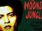 Bruno Mars actuará noviembre Palacio Vistalegre Madrid