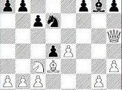 Sacrificios ajedrez (IV): sacrificio obstrucción