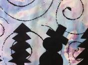 Recursos: Actividades plásticas sobre Invierno