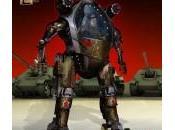 Diseños robots hechos para competir Tony Stark usados Iron