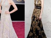 Amanda Seyfried Alexander McQueen alfombra roja Oscars 2013