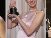 entregaron premios Oscar