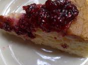 japanese cheesecake extra souffle confitura frambuesas