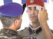 Grecia prepara para guerra