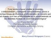 PRIDICAM-MobbingMadrid participara primer congreso internacional sobre mobbing bullying