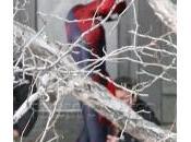 Primer vistazo nuevo traje Spidey rodaje Amazing Spider-Man