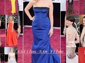 Tendencias alfombra roja Oscar 2013