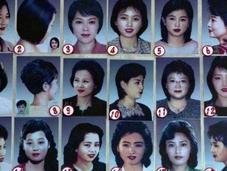 Corea Norte solo permiten modelos corte pelo