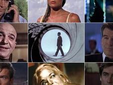 años James Bond minutos
