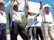 Campesinos crean Chiapas 'guardias civiles' para frenar mineras