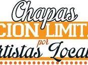Chapas edición limitada Artistas Riojanos