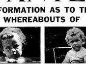 Niños desaparecidos.