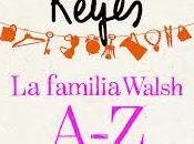 Reseña familia Walsh A-Z, escrito Mamá Marian Keyes
