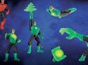 GREEN LANTERN: Figuras serie animada McDonald's