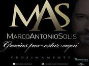 Marco Antonio Solís anuncia próximo álbum
