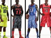 Espectaculares uniformes para NCAA