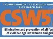 sesión Comisión Condición Jurídica Social Mujer