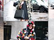 Milan fashion week 2013 street style: coats, fur, leather more