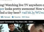 Según Dish, obligó Kaley Cuoco (The Bang Theory) borrar tweet sobre Hopper