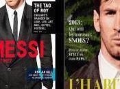 Lionel Messi, tapa 'L'Optimum Style' 'Esquire'