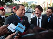 "Sean Penn Oliver Stone lamentan muerte ""gran héroe"" Hugo Chávez"