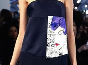 Andy Warhol cuela Dior Fall 2013