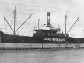 Jane Cory, barco fantasma