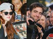 Robert Pattinson quiere Kristen Stewart mientras trabaja…