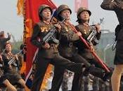 Corea Norte prepara para guerra