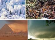 extraordinarios fenómenos naturales. Algunos explicación.