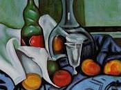 Paul Cézanne Nature mort Bouteille Peppermint