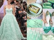 tendencia: color Tiffany bodas