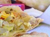 Mini Empanadas verdura aroma Curry