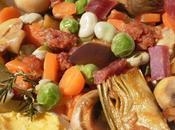 "Menestra verduras estilo ""yaya"""