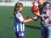 Vicepresidente F.G.F. Juan Vázquez premiado mujeres deportistas gallegas (MUDEGÁ)