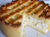 Tarta queso ricotta
