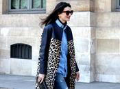 Cheese! Double Denim Leopard