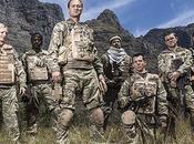 Bluestone humor británico llega guerra Afganistán.