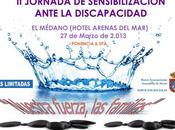 Jornada sensibilización ante discapacidad Granadilla Abona