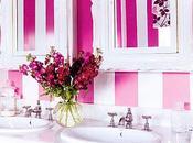 Olas baño: apuesta rosa