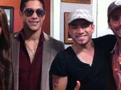 Chino Nacho @ChinoyNacho graban video junto Estephy