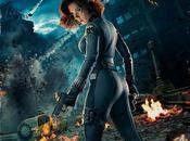 Scarlett Johansson, heroína